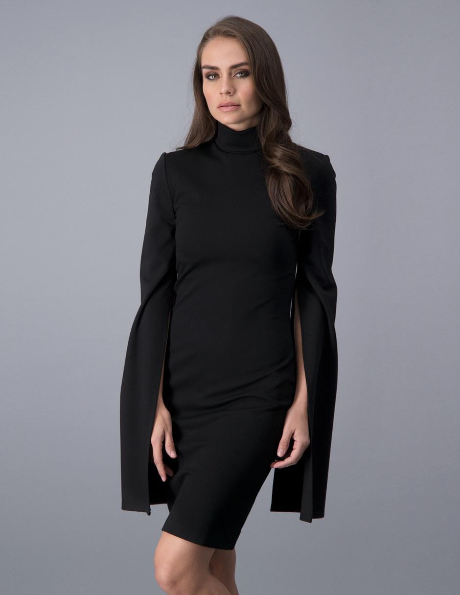 Vestido Formal Martha Debayle By Ivonne Negro